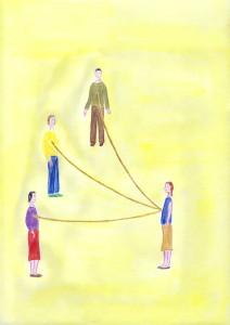 97 Duchovní spojení s druhými