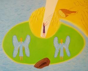 22 Ostrov andělů