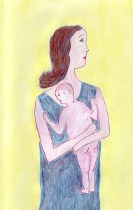 51 Madona - přijetí vnitřního dítěte