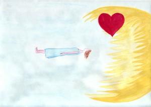 64 Levitace do světla a lásky